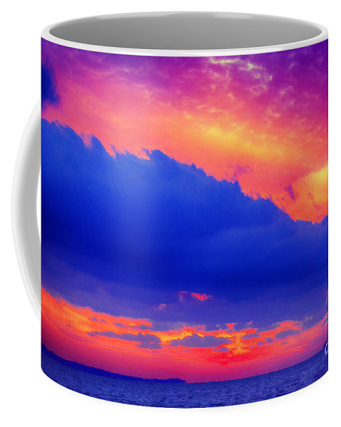 Sun Coffee Mug featuring the photograph Refractive by Joe Geraci