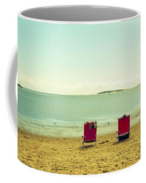 Beach Coffee Mug featuring the photograph Remember Summer by Zina Zinchik