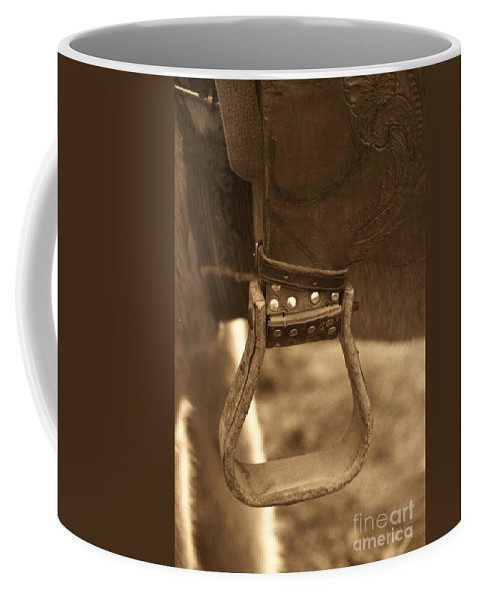 Horse Coffee Mug featuring the photograph Ride On by Brandi Maher