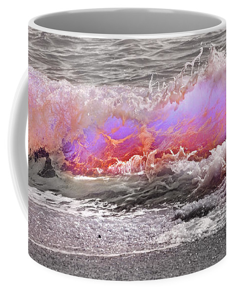 Ocean Coffee Mug featuring the photograph Ride Your Wave by Betsy Knapp