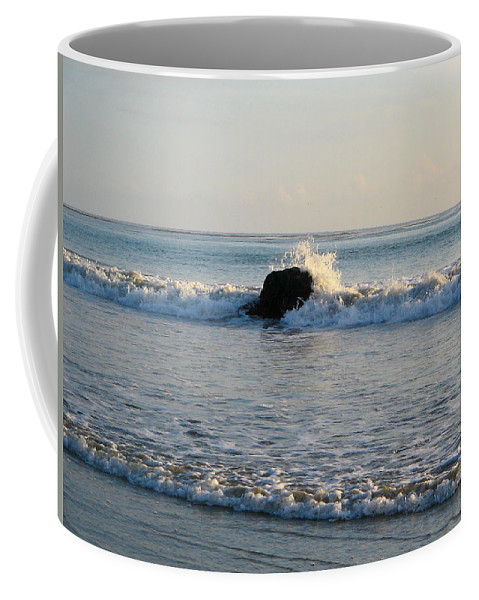 California Coffee Mug featuring the photograph Rock Star by Denise Mazzocco