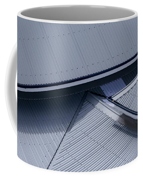 Australia Coffee Mug featuring the photograph Roof Lines - Montague Island - Australia by Steven Ralser