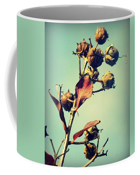 Nature Coffee Mug featuring the photograph Russet November I by Melissa Bittinger