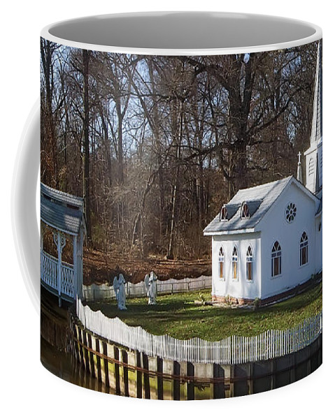 2d Coffee Mug featuring the photograph Sacred Ground by Brian Wallace
