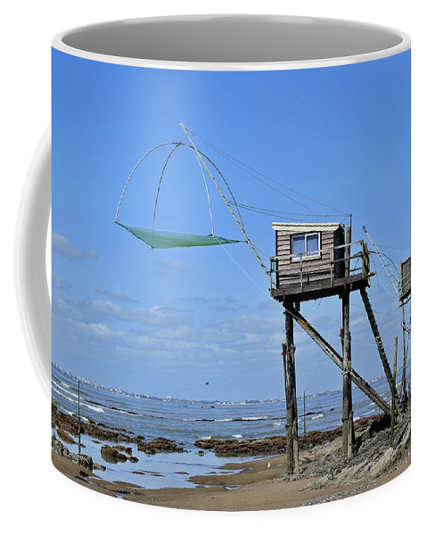 Saint-michel-chef-chef Coffee Mug featuring the photograph Saint-michel-chef-chef 5 by Arterra Picture Library
