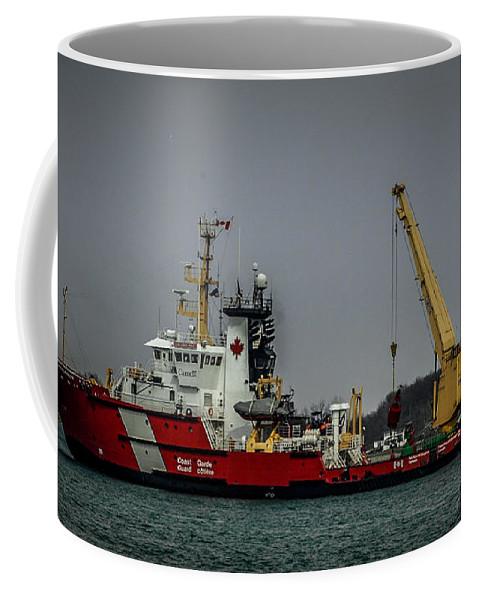 Ship Coffee Mug featuring the photograph Samuel Risley by Ronald Grogan
