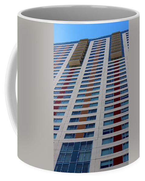 San Antonio Coffee Mug featuring the photograph San Antonio - Hotel by Beth Vincent