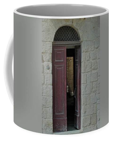 Castles Coffee Mug featuring the photograph Sanctum by Joseph Yarbrough