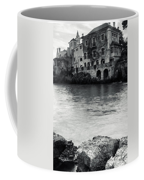 Manor Coffee Mug featuring the photograph Santa Maria House by Marco Oliveira