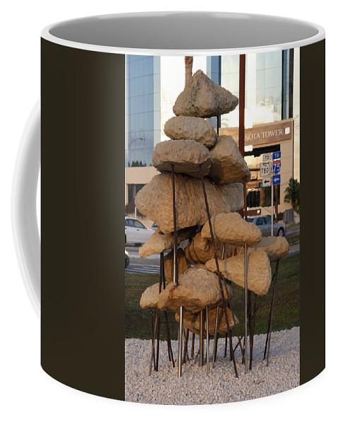 Art Coffee Mug featuring the photograph Sarasota - Art 2010 II by Christiane Schulze Art And Photography