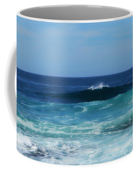 Ocean Coffee Mug featuring the photograph Sea Of Dreams by Donna Blackhall