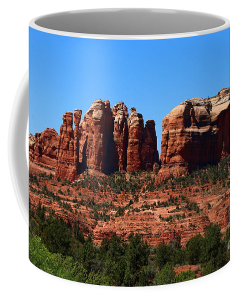 Sedona Coffee Mug featuring the photograph Sedona Red Rock State Park by Christiane Schulze Art And Photography