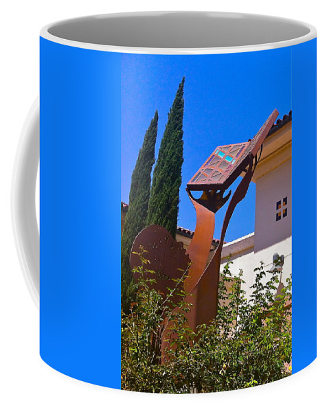 Book Coffee Mug featuring the photograph Seeking Knowledge by Denise Mazzocco