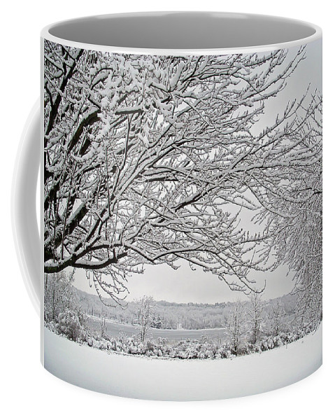 Landscape Coffee Mug featuring the photograph Serene by Aimee L Maher ALM GALLERY