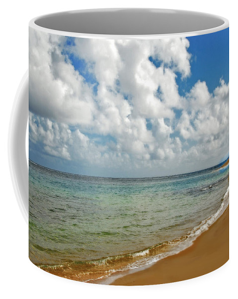 Landscape Coffee Mug featuring the photograph Serenity by Lynn Bauer