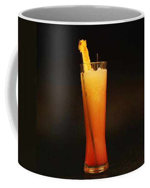 Sex On The Beach Coffee Mug featuring the photograph Sex On The Beach Cocktail by Gina Dsgn