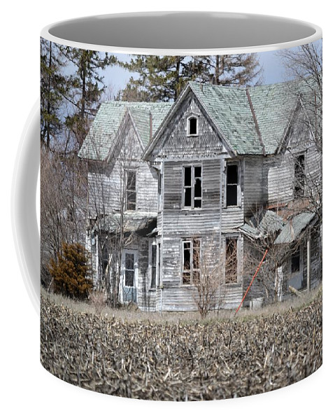 House Coffee Mug featuring the photograph Shame by Bonfire Photography