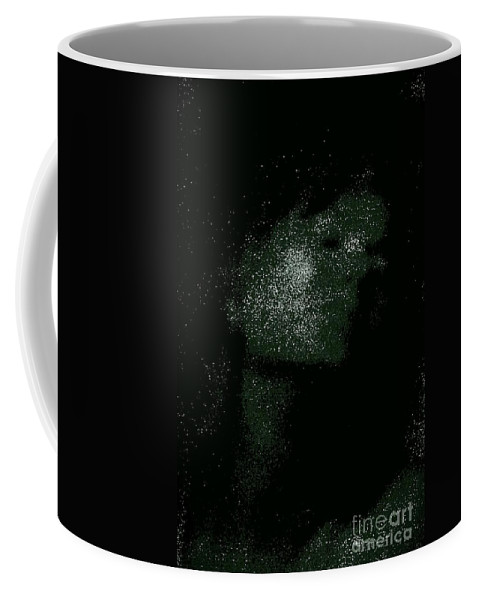 Woman Coffee Mug featuring the photograph She Is Made Of Stardust by Jacqueline McReynolds