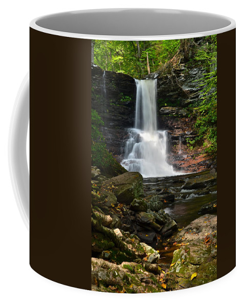 Sheldon Coffee Mug featuring the photograph Sheldon Reynolds by Frozen in Time Fine Art Photography