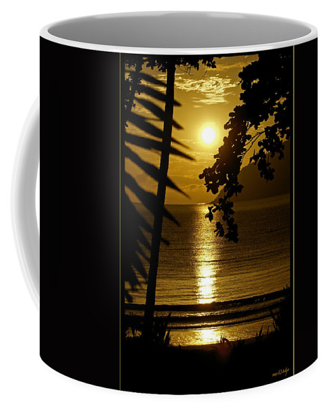 Landscapes Coffee Mug featuring the photograph Shimmer by Holly Kempe
