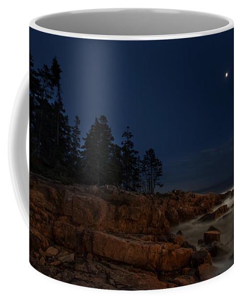 Ship Harbor Coffee Mug featuring the photograph Ship Harbor II by Jonathan Steele