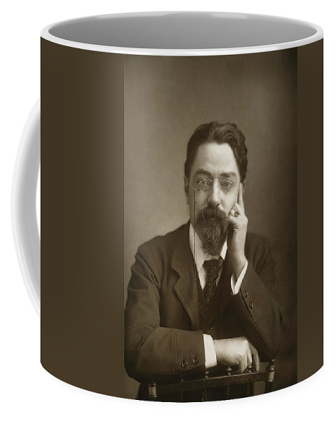 1893 Coffee Mug featuring the photograph Sidney James Webb (1859-1947) by Granger