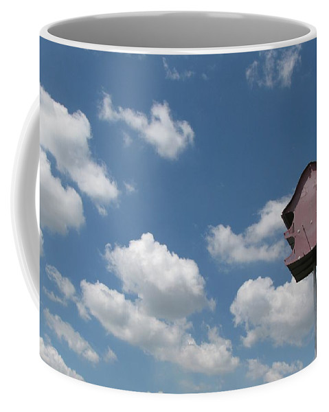 Simplicity Coffee Mug featuring the photograph Simplicity by Beth Vincent