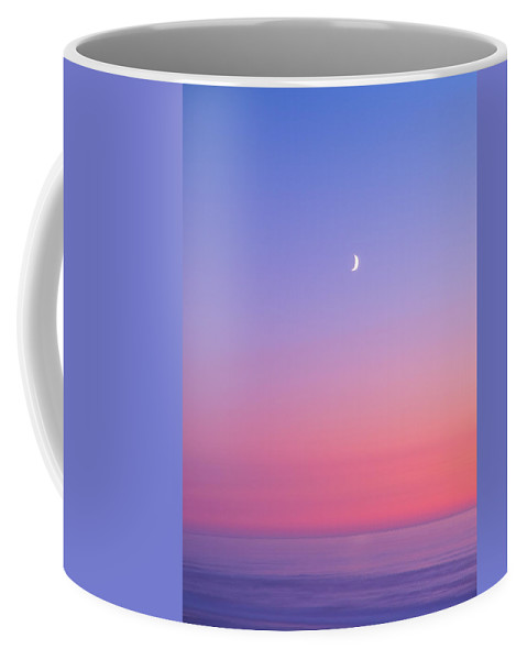Moon Coffee Mug featuring the photograph Simplistic Wonders Of The Earth by Darren White