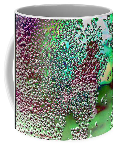 Rain Coffee Mug featuring the photograph Singing In The Rain Again by Joyce Dickens