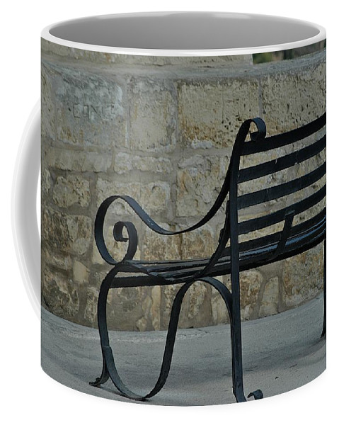 Castles Coffee Mug featuring the photograph Sitting In Malta by Joseph Yarbrough