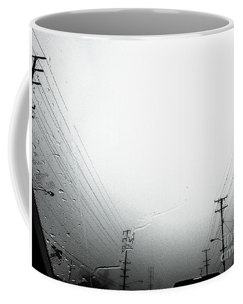 Natural Theme Coffee Mug featuring the photograph Skyline No.9 by Fei A