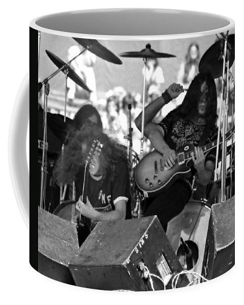 Lynyrd Skynyrd Coffee Mug featuring the photograph Skynyrd #16 Crop 2 by Ben Upham