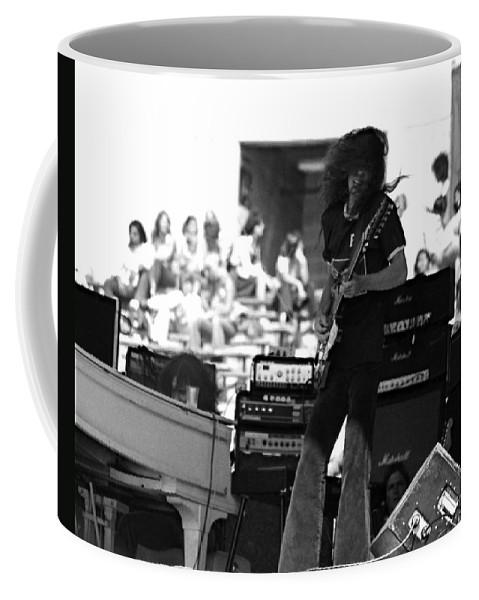 Lynyrd Skynyrd Coffee Mug featuring the photograph Skynyrd #18 Crop 1 by Ben Upham