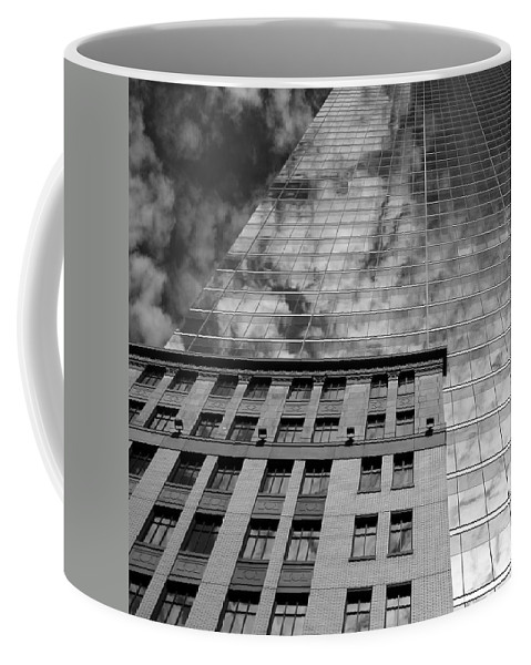 Skyscraper Coffee Mug featuring the photograph Skyscraper 5b by Andrew Fare