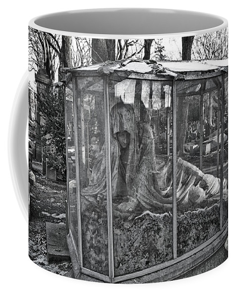 Sleeping Beauty Coffee Mug featuring the photograph Sleeping Beauty's Night Mare by Brothers Beerens