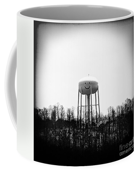 Bastrop Coffee Mug featuring the photograph Smiley by Trish Mistric