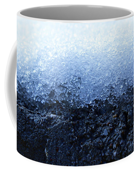 Snow Coffee Mug featuring the photograph Snow by Kume Bryant