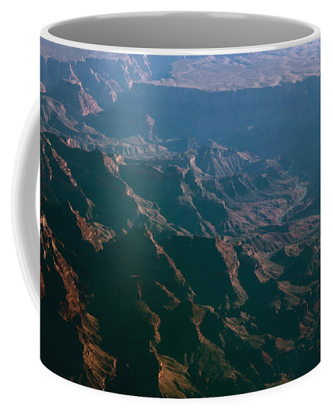 Rocky Coffee Mug featuring the photograph Soft Early Morning Light Over The Grand Canyon 4 by Kume Bryant