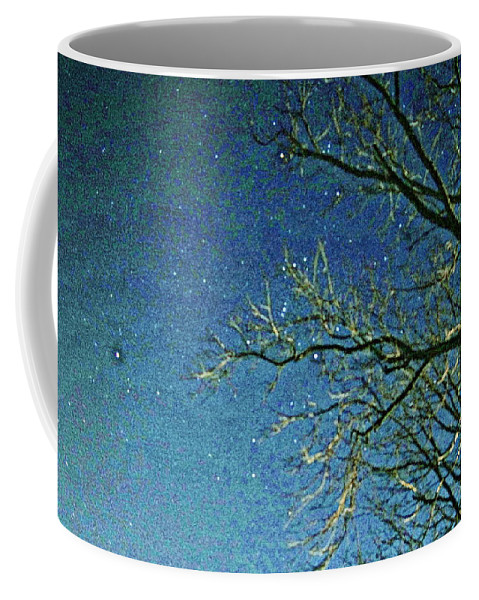 Sky Coffee Mug featuring the photograph Solemn Sky by Paul Wilford
