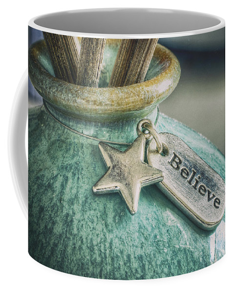 Believe Coffee Mug featuring the photograph Something To Believe In by Scott Norris