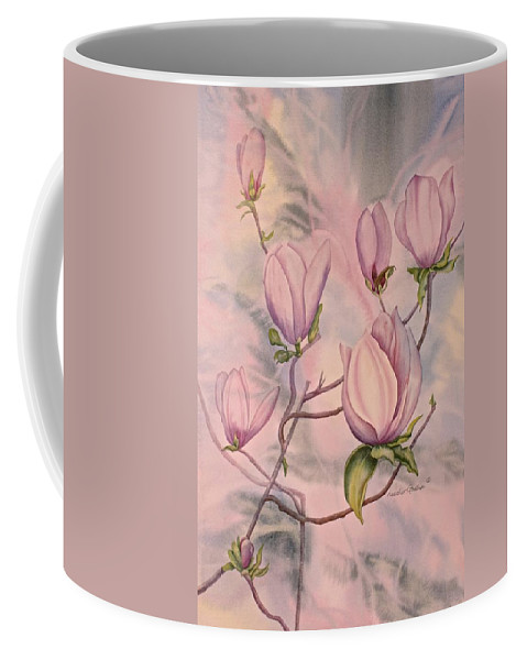 Southern Belle Coffee Mug featuring the painting Southern Belle by Heather Gallup