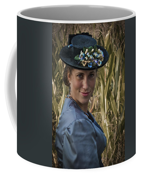 1800s Coffee Mug featuring the photograph Southern Belle by Jack R Perry