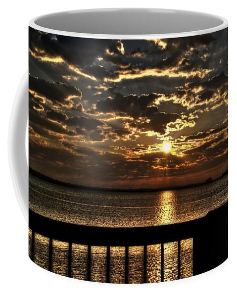 Evening Coffee Mug featuring the photograph Southern Sunrise by Deborah Klubertanz