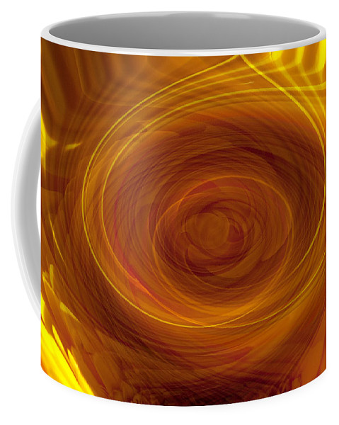 Spinning Coffee Mug featuring the photograph Spinning Out Of Control by Eunice Gibb