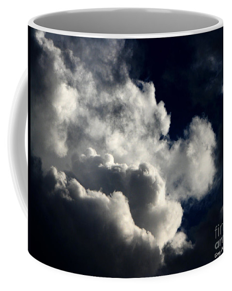 Art For The Wall...patzer Photography Coffee Mug featuring the photograph Spiritual by Greg Patzer