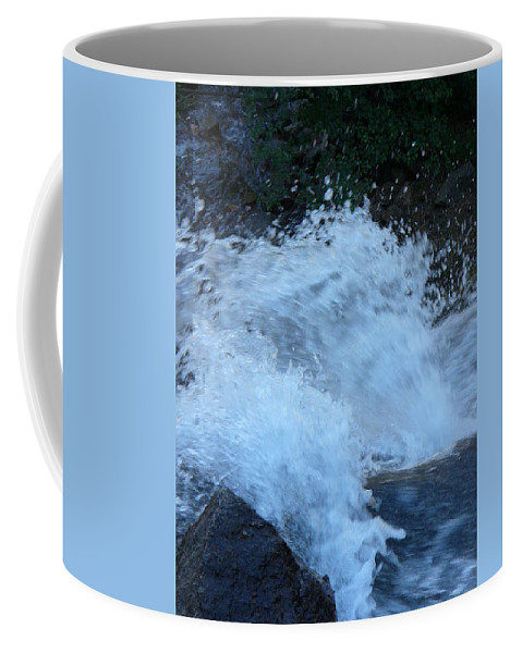 Lyle Coffee Mug featuring the painting Splash by Lord Frederick Lyle Morris