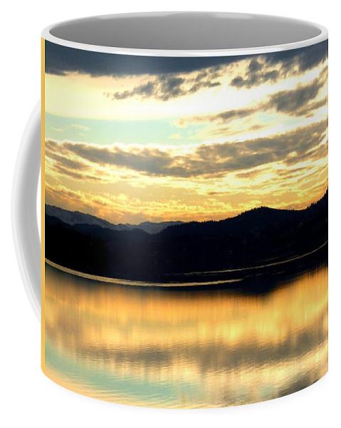 Splendor Coffee Mug featuring the photograph Splendor by Will Borden