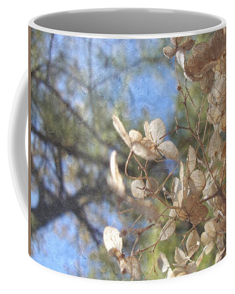 Flowers Coffee Mug featuring the photograph Spring Fancies 4 by Annie Adkins