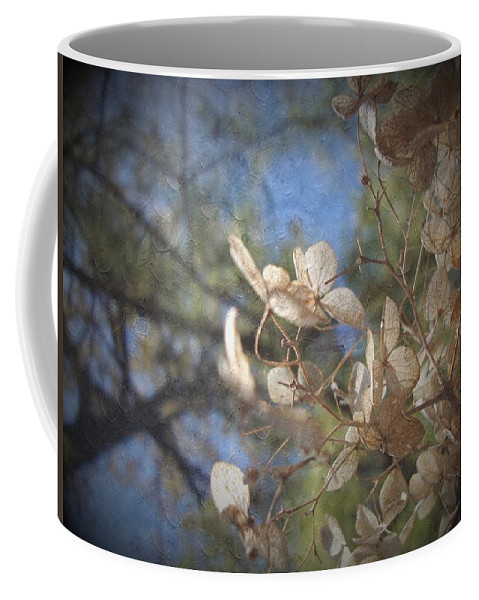 Flowers Coffee Mug featuring the photograph Spring Fancies 5 by Annie Adkins