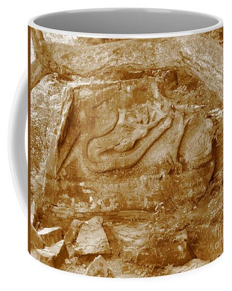 Squaw Rock Coffee Mug featuring the photograph Squaw Rock 2 by Michael Krek